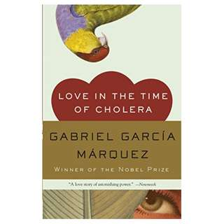 Love in the Time of Cholera (Vintage International) BY Gabriel Garcí­a Márquez