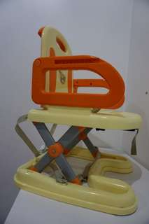 Baby chair adjustable dining