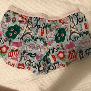 Peter Alexandra pj shorts