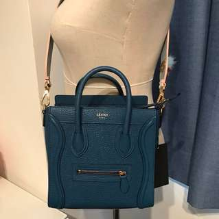 New Celine SEA nano tote bag