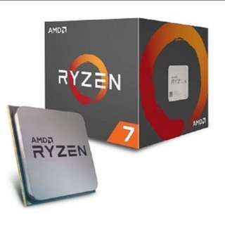 [BNIB] AMD Ryzen 7 1700 Processor with Wraith Spire LED Cooler (YD1700BBAEBOX)