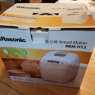 二手全新麵包機
