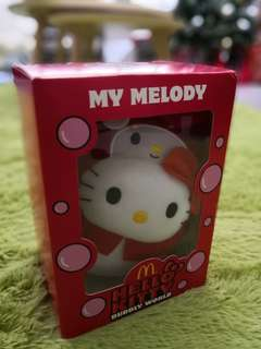 🚚 Hello Kitty (My Melody) Mcdonald