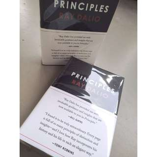 Brand New - Principles: Work & Life by Ray Dalio - Hardcover