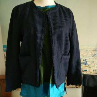 Zara DarkBlue jacket