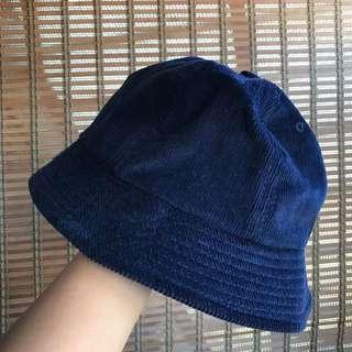 🚚 漁夫帽 藍色