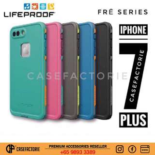 Lifeproof Fre iPhone 7 Plus Waterproof Case Casing Cover