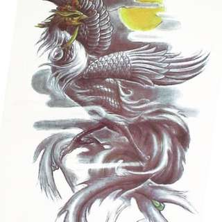 Temporary Sticker Tattoo
