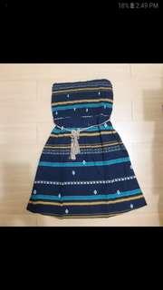 Bershka boho dress