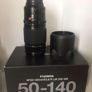 Fuji 50-140 f2.8 OIS