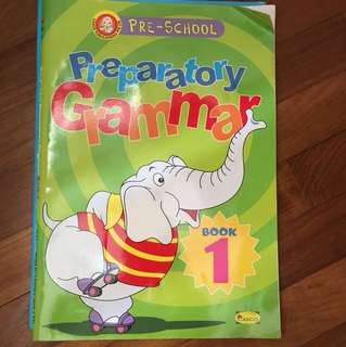 Preschool Preparatory Grammar