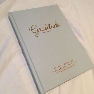 Kikki K gratitude journal - BRAND NEW
