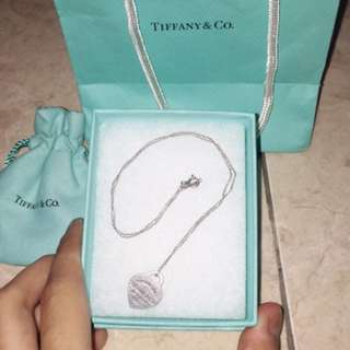 Kalung Tiffany & Co