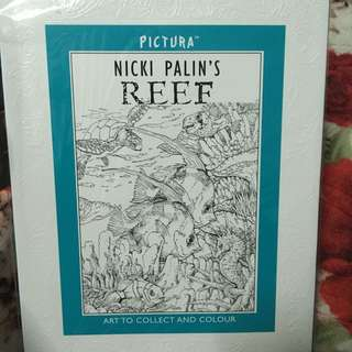 NICKI PALIN'S REEF