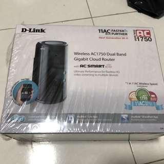 Dlink DIR-868L AC1750 Dual-band Gigabit Cloud Router
