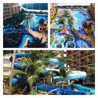 Gold Coast Morib Resort Waterpark