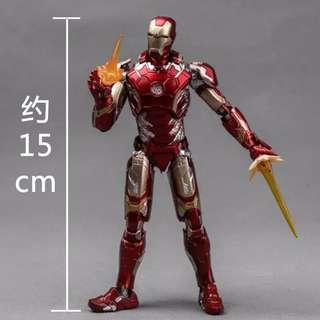 沙發iron man