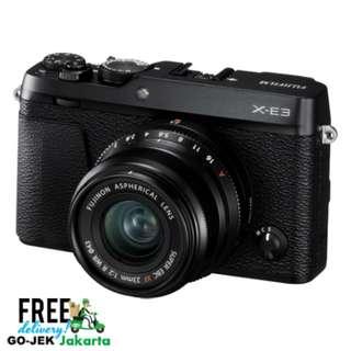 Fujifilm X-E3 kit XF23MM Silver kredit dp ringan