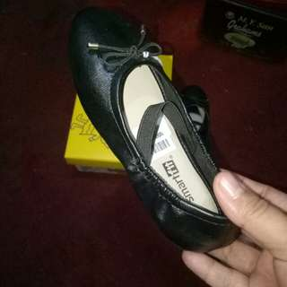 Black Shoes - Smart Kid Payless