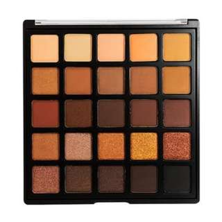 MORPHE BRUSHES 25A - COPPER SPICE EYESHADOW PALETTE