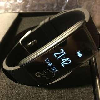 全新 N108 手環 (可測血壓 心跳)
