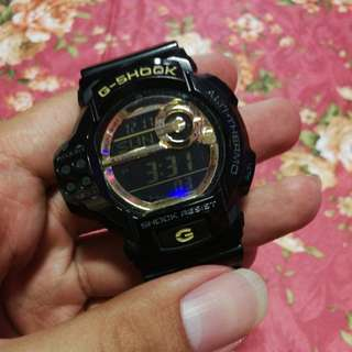 Pre-loved Authentic G-Shock Limited Gold Digital