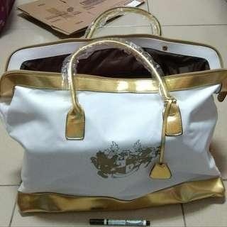 Elizabeth Arden 雅頓 大容量 置物包 旅行袋 手提包 行李袋 包包