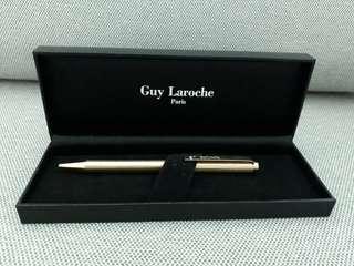 Guy Laroche Gold Plated Pen