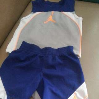 Authentic Jordan Terno