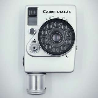 🚚 Canon DIAL35 半格相機
