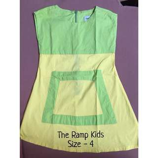 The Ramp Crossings dress for kids