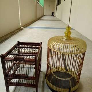Puteh Cage & Bath Cage