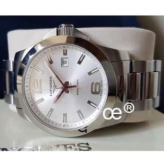 Longines Conquest Quartz (Size: 41mm)