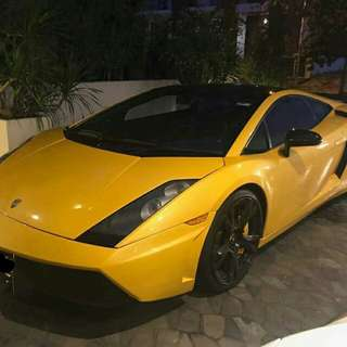 Cash Gallardo 5.0cc