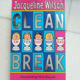 Book Jacqueline wilson