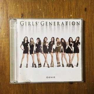 Girls' Generation - GENIE JAP. VERSION (w/ 9 PHOTOCARDS) - PH PRESS