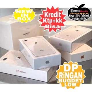 IPhone 8 64GB New Original Apple Kredit diToko Bisa ktp+kk bisa 081905288895