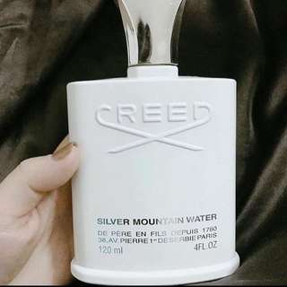Parfume Creed Silver 100 (segel)