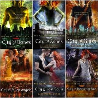 Ebook Mortal Instruments- Cassandra Clare