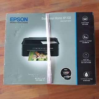 Epson Printer (print/copy/scan)