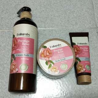 Naturals - Cream Bath and Body Scrub #blessing
