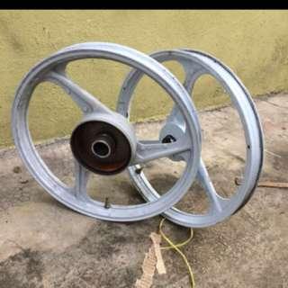 Sport rim 3 batang