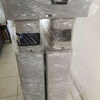 Complete Set Pure Acoustics Junior Series Speakers