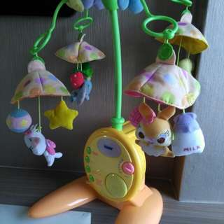 Baby Cot musical from Japan