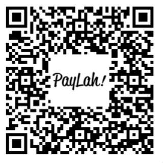 Our PayLah! QR Code