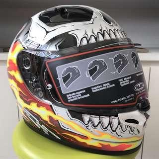 Hjc Ghost Rider Helmet