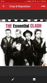 arthdvd THE CLASH Essential DVD (Rock The Casbah, Should I Stay Or Should I Go?, LONDON Calling etc)
