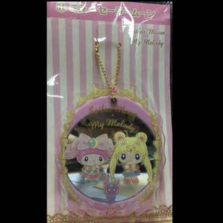 Sailor Moon X My Melody 鏡子