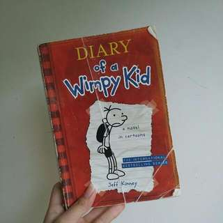 Wimpy Kid Book