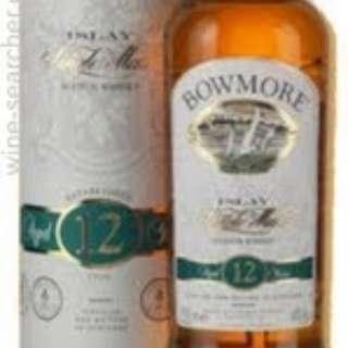 Bowmore islay single malt 12 yrs - 1 litre